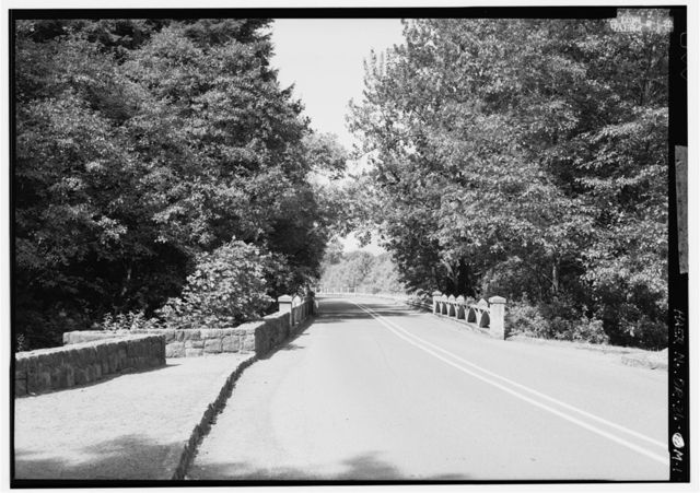 Historic Columbia River Highway, Horsetail Falls Bridge, Spanning Horsetail Falls Creek, Troutdale, Multnomah County, OR