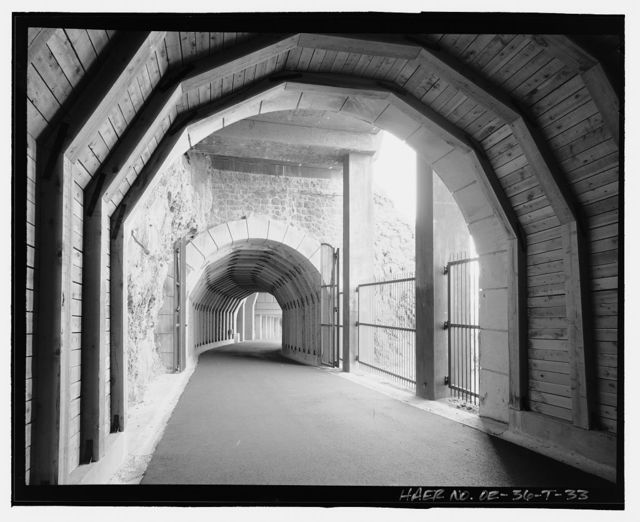 Historic Columbia River Highway, Mosier Twin Tunnels, East of Mosier, Troutdale, Multnomah County, OR