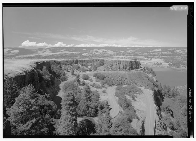 Historic Columbia River Highway, Troutdale, Multnomah County, OR