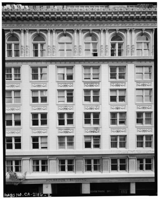 Holbrook Building, 58 Sutter Street, San Francisco, San Francisco County, CA
