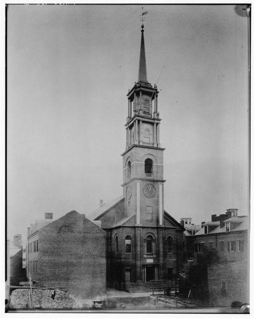 Hollis Street Church, Hollis Street, Boston, Suffolk County, MA