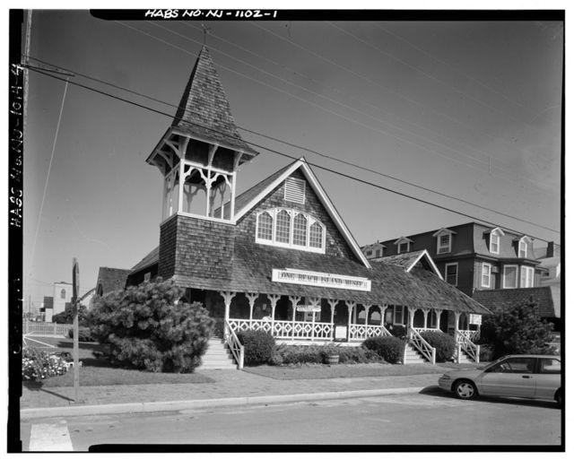 Holy Innocents Episcopal Church, Beach Avenue at Engleside Street, Beach Haven, Ocean County, NJ