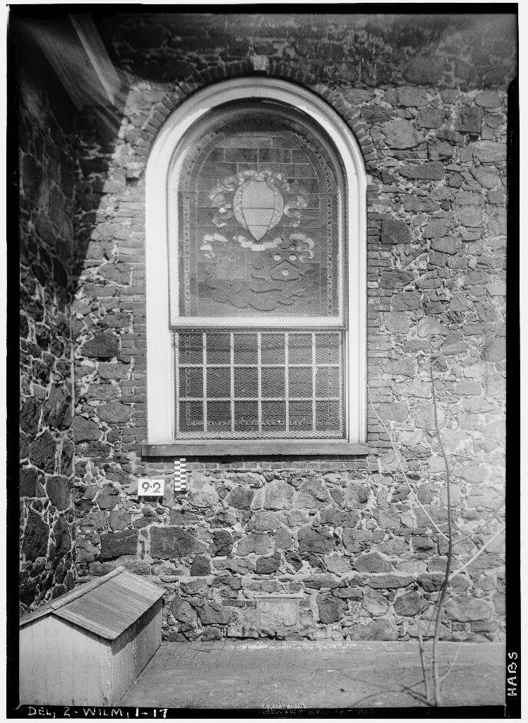 Holy Trinity Church, Seventh & Church Street, Wilmington, New Castle County, DE