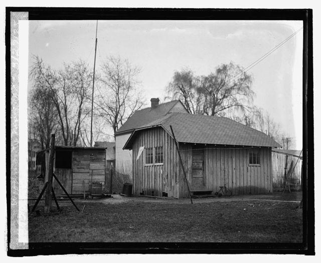Home of Elizabeth M. King, Woodmont, Md., 3/27/25