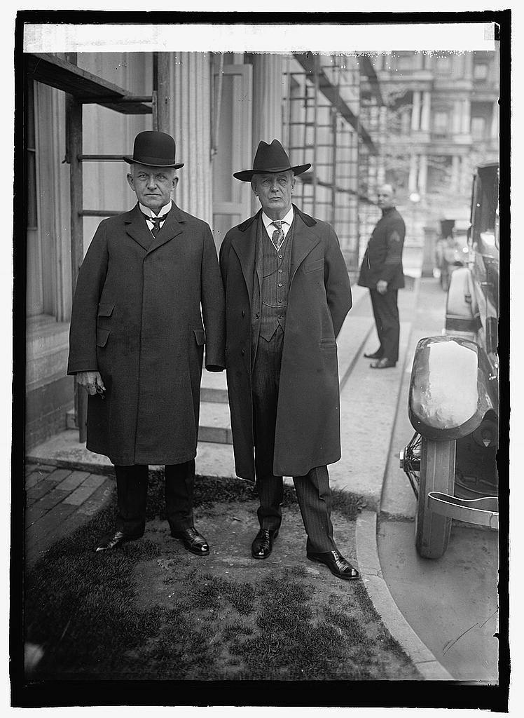 Hon. Chas. Murphy & Harry S. New, 5/5/24