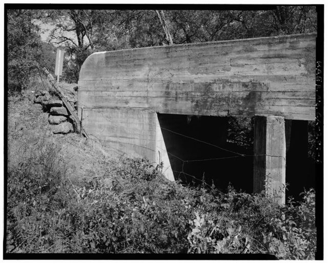 Honcut Bridge, Spanning South Honcut Creek, Loma Rica, Yuba County, CA
