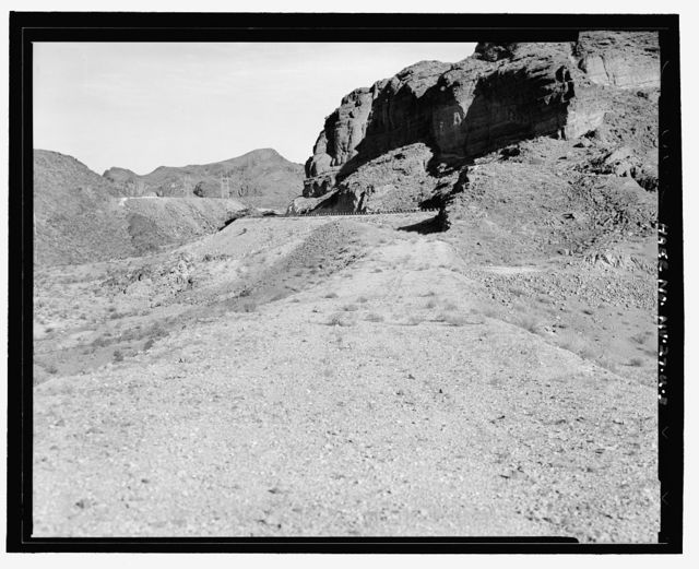 Hoover Dam, U.S. Highway 93 Arizona Segment, U.S. Highway 93, Boulder City, Clark County, NV