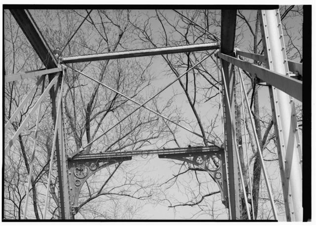 Hopewell Bridge, Spanning Little Sandy River, Hopewell, Greenup County, KY