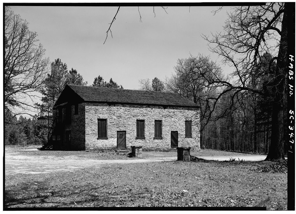 Hopewell Meetinghouse, Anderson-Seneca Road, U.S. Route 76 vicinity, Clemson, Pickens County, SC
