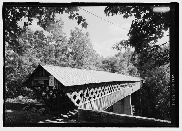 Horton Mill Bridge, Spanning Little Warrior River, Oneonta, Blount County, AL