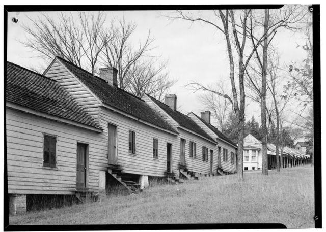 Hotel Cottages, State Route 767 vicinity, Buffalo Springs, Mecklenburg County, VA