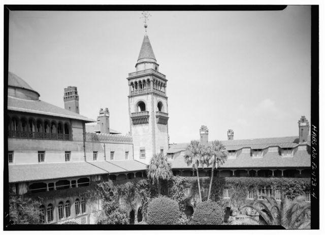 Hotel Ponce de Leon, King, Valencia, Sevilla & Cordova Streets, Saint Augustine, St. Johns County, FL