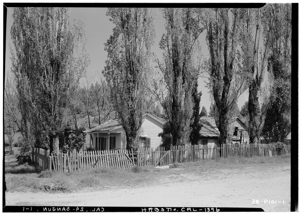 House, North San Juan, Nevada County, CA