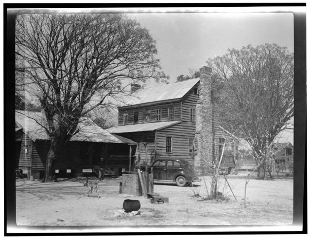 House, State Route 45 & U.S. Route 52, Pineville, Berkeley County, SC