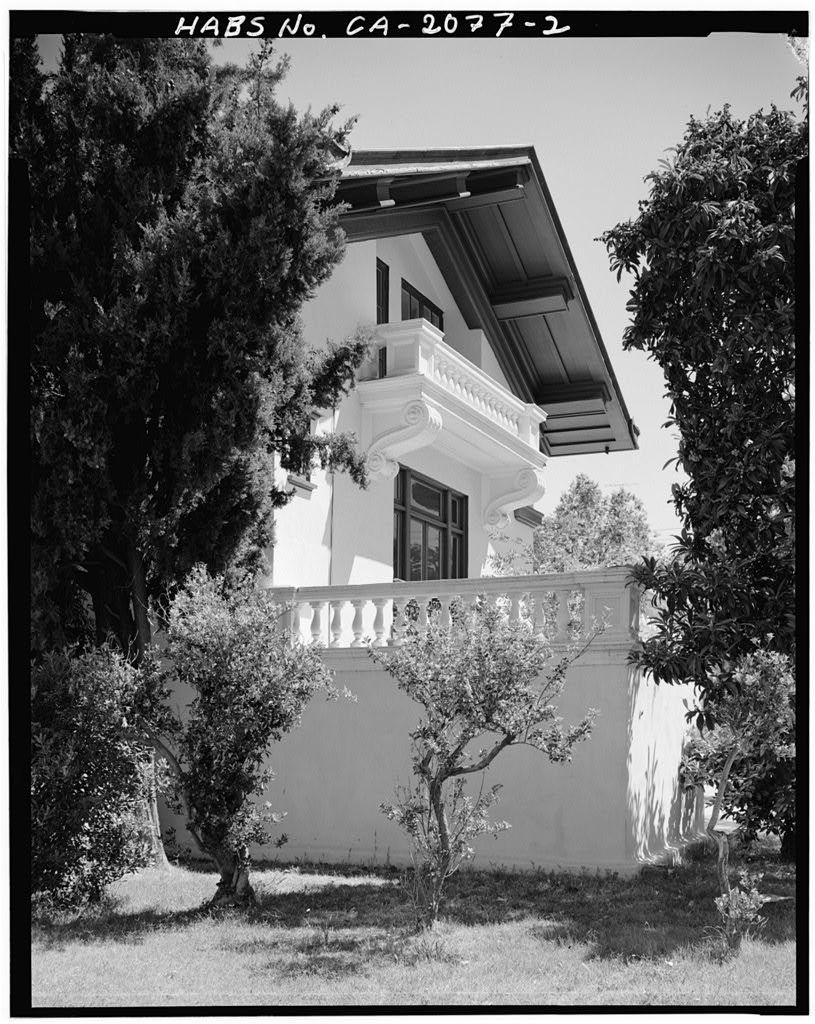 Howard B. Gates House, 62 South Thirteenth Street, San Jose, Santa Clara County, CA