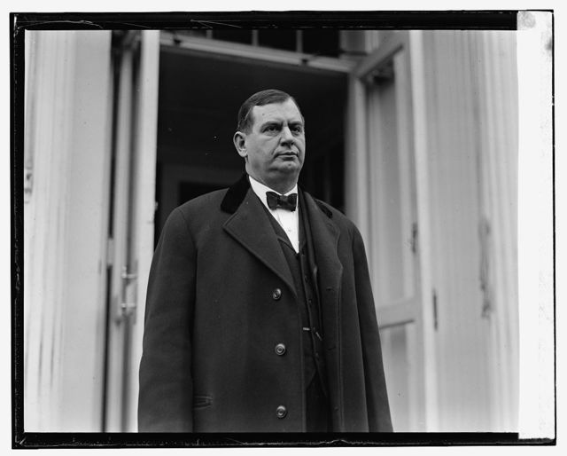Howard M. Gore, Asst. Sec. of Ag. Dept., 10/27/24