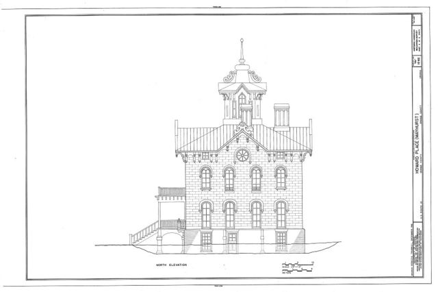 Howard Place, U.S. Route 15, Montpelier Station, Orange County, VA