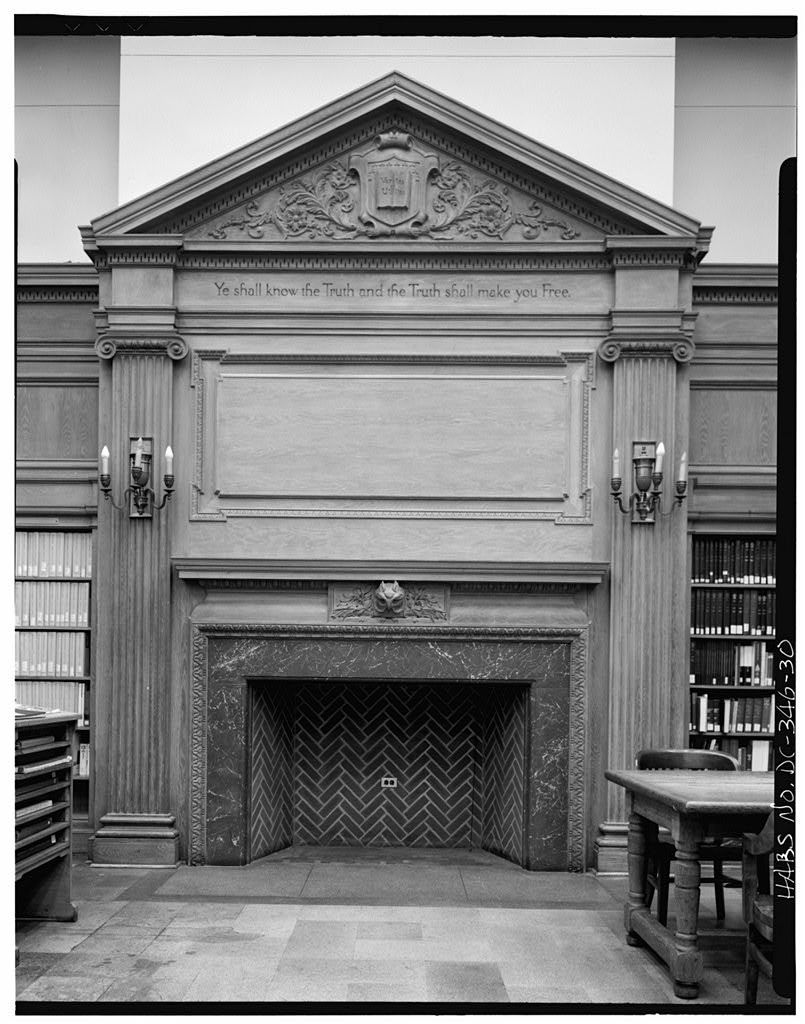 Howard University, Founders Library, 2400 Sixth Street Northwest, Washington, District of Columbia, DC