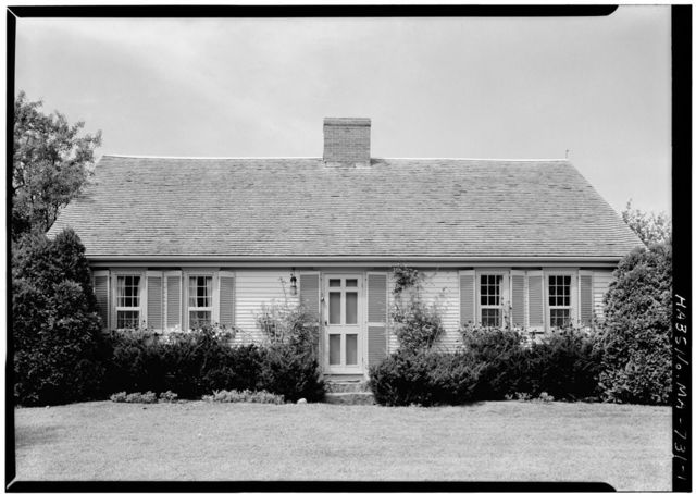 Howes-Jorgenson House, State Route 6A, Dennis, Barnstable County, MA