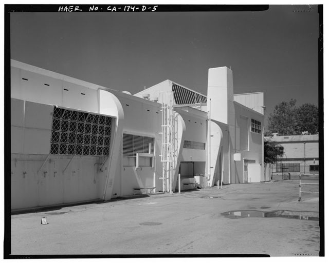 Hughes Aircraft Company, Processing & Electronics Building, 6775 Centinela Avenue, Los Angeles, Los Angeles County, CA