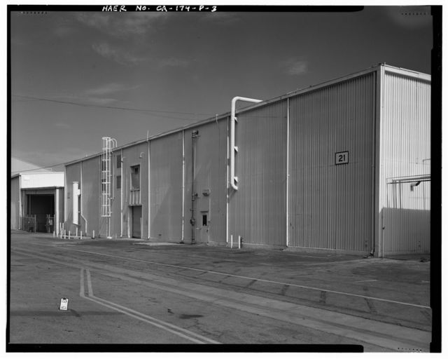 Hughes Aircraft Company, Prototype Manufacturing Building, 6775 Centinela Avenue, Los Angeles, Los Angeles County, CA