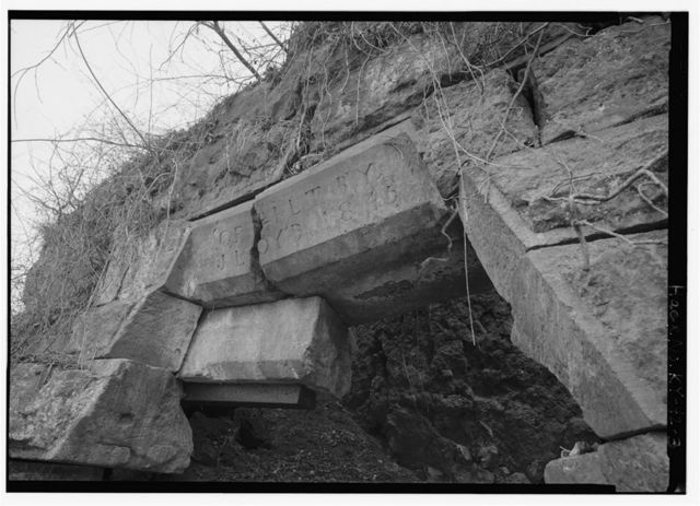 Hunnewell Iron Furnace, Junction of State Routes 2 & 1773, Hunnewell, Greenup County, KY