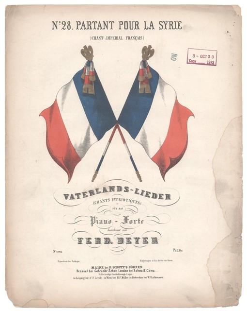 Hymne imperial Français