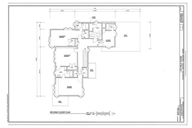 I. Ed Wile House, 626 Wilder Place, Shreveport, Caddo Parish, LA