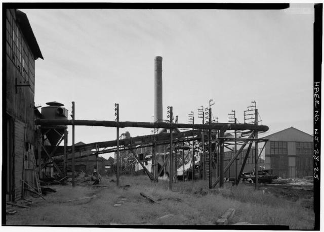 Ichabod T. Williams & Sons Sawmill & Veneer Plant, Roosevelt Avenue at Carteret Avenue, Carteret, Middlesex County, NJ