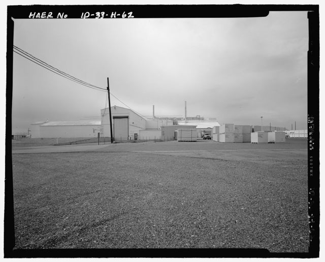 Idaho National Engineering Laboratory, Idaho Chemical Processing Plant, Fuel Reprocessing Complex, Scoville, Butte County, ID