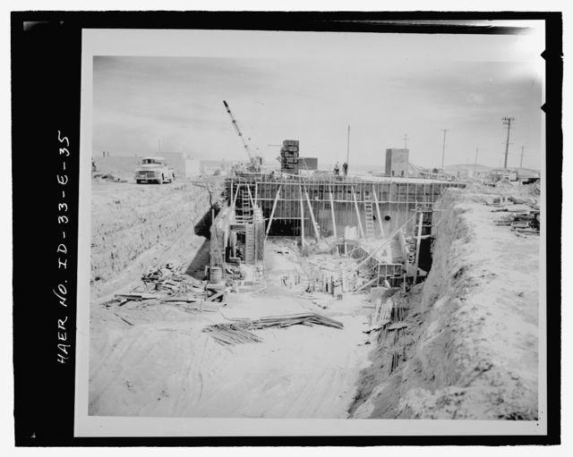 Idaho National Engineering Laboratory, Test Area North, Scoville, Butte County, ID