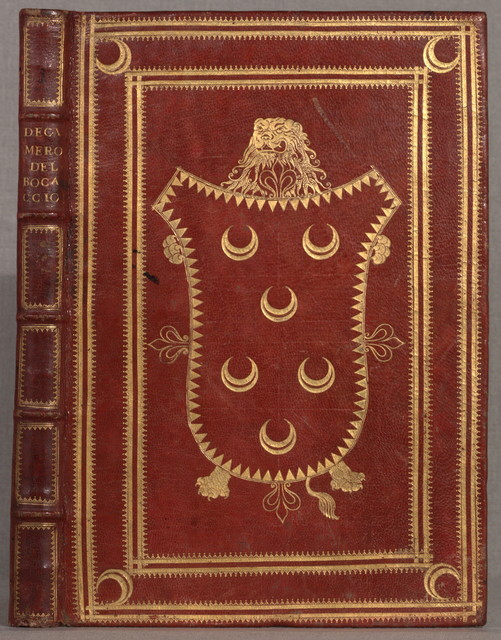 Il Decamer¯oe, nouam¯ete stampato con tre nouelle agiunte.Decamerone[Venetia, Impresso p. Augustino d. Z¯ani da Portese, 1518]
