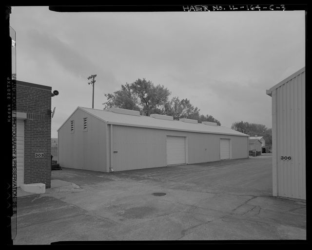 Illinois Waterway, Project Office, 257 Grant Street, Peoria, Peoria County, IL