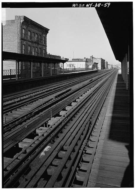 Interborough Rapid Transit Company, Third Avenue Elevated Line, Borough of the Bronx, New York, New York County, NY