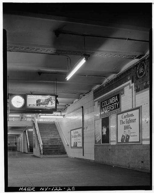 Interborough Rapid Transit Subway (Original Line), New York, New York County, NY