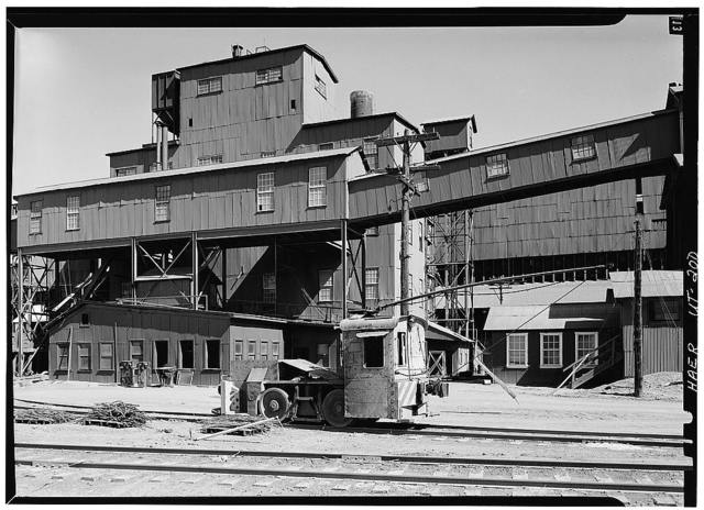 International Smelting & Refining Company, Tooele Smelter, Sample Mill, State Route 178, Tooele, Tooele County, UT