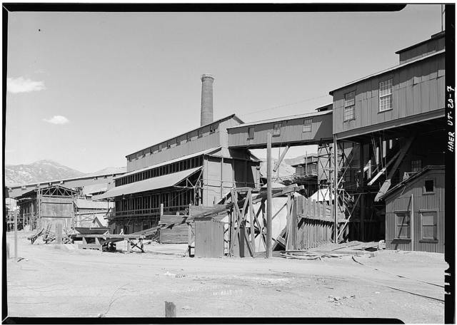 International Smelting & Refining Company, Tooele Smelter, State Route 178, Tooele, Tooele County, UT