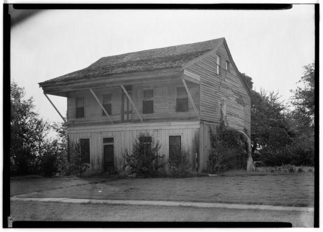 Ira M. Freeman House, Navasota, Grimes County, TX