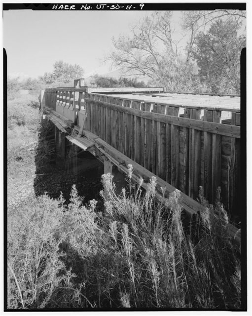 Irrigation Canals in the Uinta Basin, Whiterocks & Ouray Valley Canal, Duchesne, Duchesne County, UT