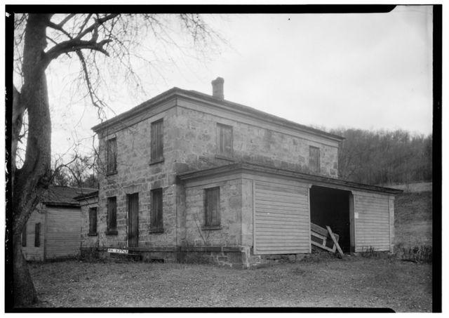 Irvine Estate,Irvine Farmhouse, Irvine, Warren County, PA