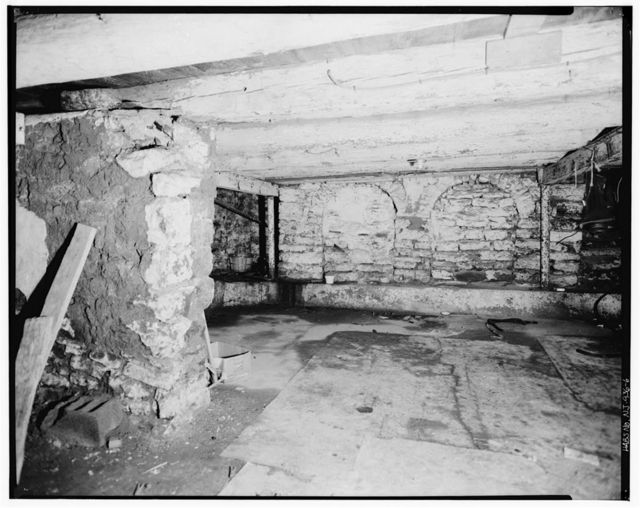 Isaac Van Campen House, Old Mine Road, Wallpack Center, Sussex County, NJ