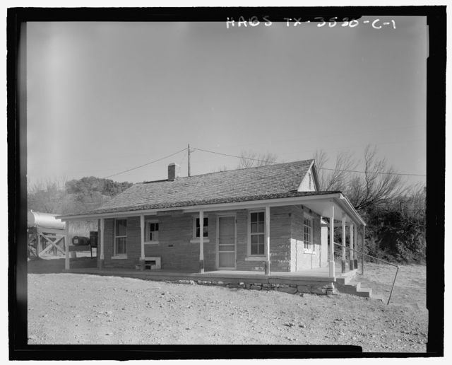 J A Ranch Headquarters, Post Office, Paloduro, Armstrong County, TX