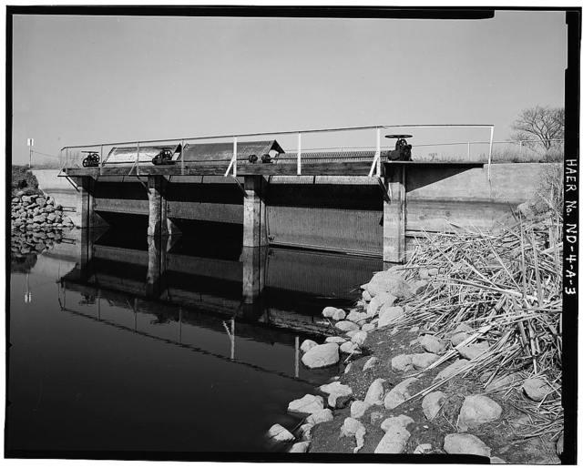 J. Clark Salyer National Wildlife Refuge, Dam 320, Along Lower Souris River, Kramer, Bottineau County, ND