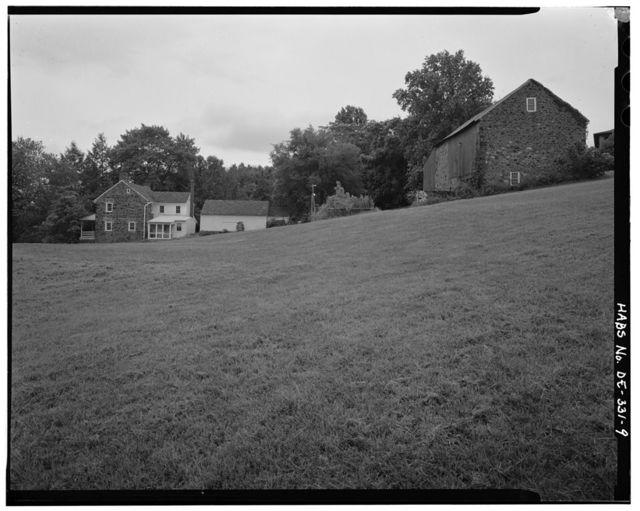 J. Walker Farm, Mill Creek Hundred, West side of Route 283, Marshallton, New Castle County, DE