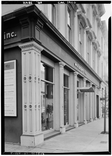 Jackson Square (Commercial Building), 463-473 Jackson Street, San Francisco, San Francisco County, CA