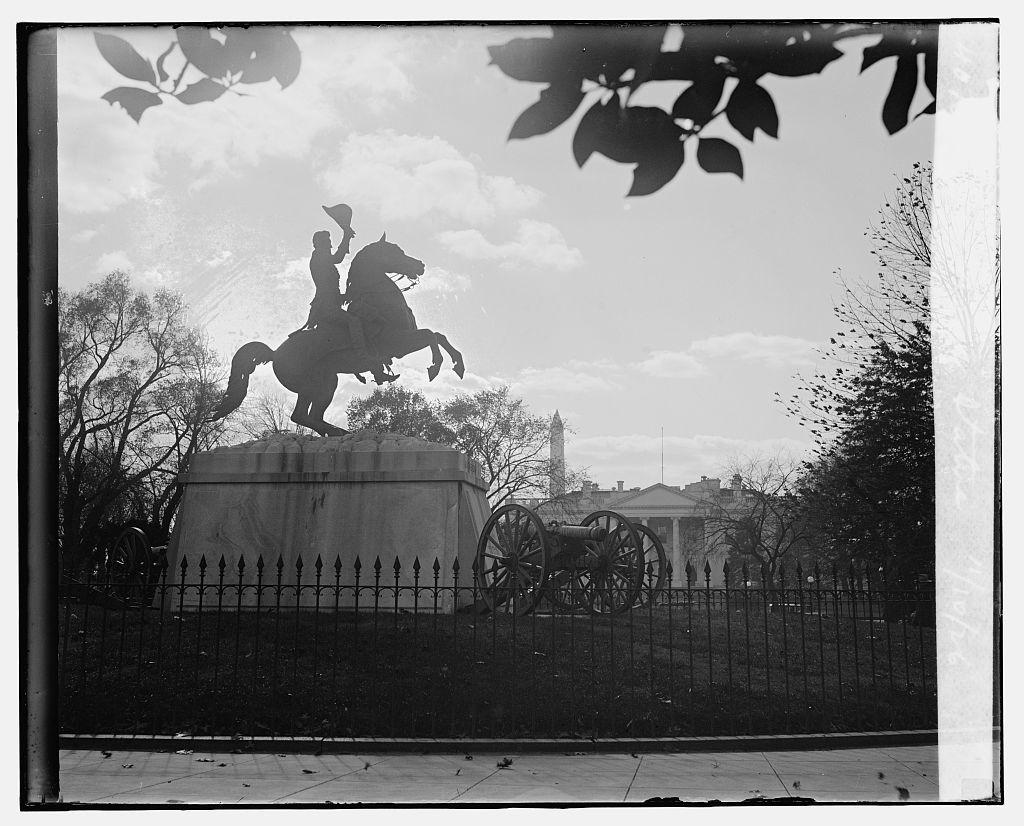 Jackson statue, 11/10/26