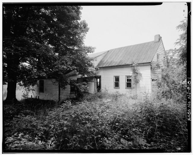 Jacob Shimer House, Old Mine Road, Millville, Sussex County, NJ