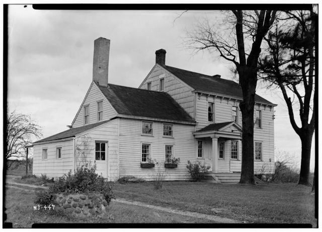 Jacobus Wyckoff House, Lincoln Highway (Countyline Road), Somerset, Somerset County, NJ