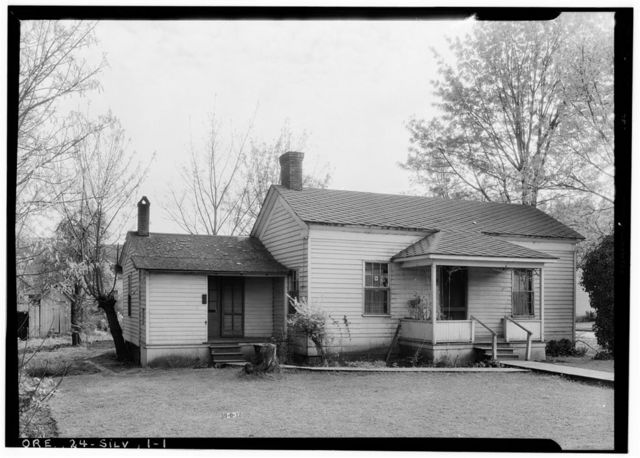 James Brown House, Fifth & Main Streets, Silverton, Marion, OR