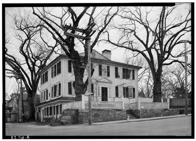 James Eldredge House, 40 Division Street, East Greenwich, Kent County, RI